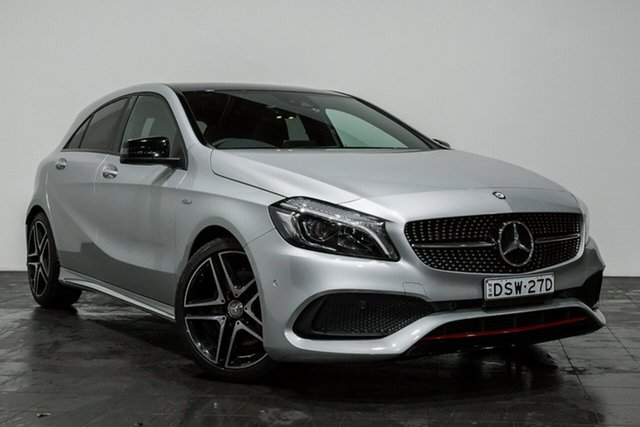Used Mercedes-Benz A250 Sport D-CT 4MATIC, Rozelle, 2016 Mercedes-Benz A250 Sport D-CT 4MATIC Hatchback
