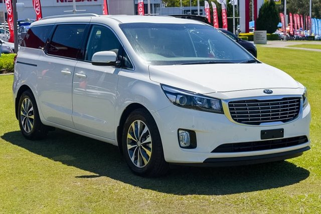 Discounted Demonstrator, Demo, Near New Kia Carnival SLi, Southport, 2017 Kia Carnival SLi Wagon
