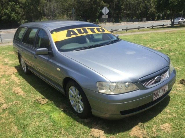 Used Ford Falcon Futura, Clontarf, 2002 Ford Falcon Futura Wagon
