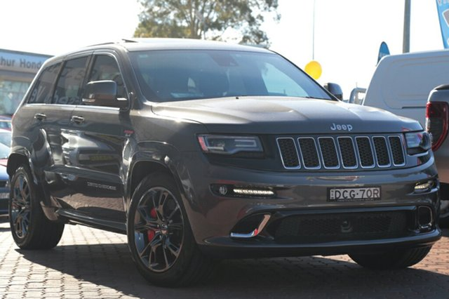 Used Jeep Grand Cherokee SRT, Southport, 2015 Jeep Grand Cherokee SRT SUV