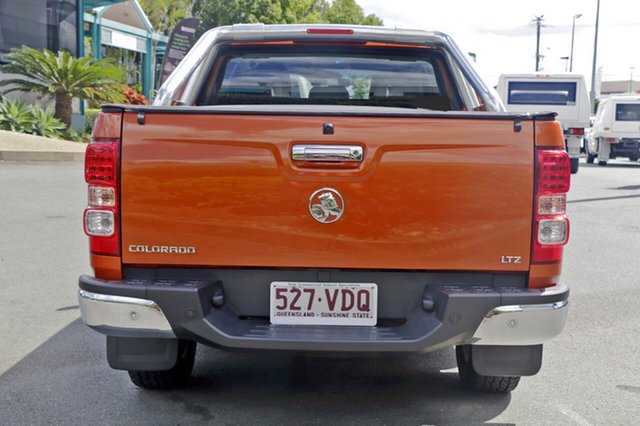 Used Holden Colorado LTZ Crew Cab, Acacia Ridge, 2014 Holden Colorado LTZ Crew Cab RG MY15 Utility
