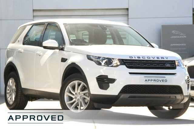 Discounted Demonstrator, Demo, Near New Land Rover Discovery Sport TD4 180 SE, Gardenvale, 2017 Land Rover Discovery Sport TD4 180 SE Wagon