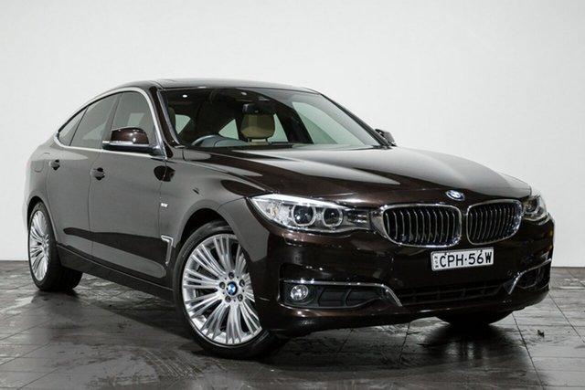 Used BMW 320D Luxury Line Gran Turismo, Rozelle, 2013 BMW 320D Luxury Line Gran Turismo Hatchback