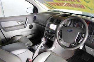2004 Ford Territory Ghia (4x4) Wagon.