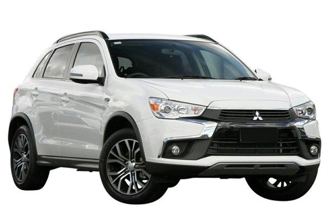 Demonstrator, Demo, Near New Mitsubishi ASX LS 2WD, Caloundra, 2017 Mitsubishi ASX LS 2WD Wagon