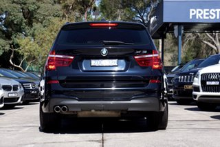 2012 BMW X3 xDrive30d Steptronic Wagon.
