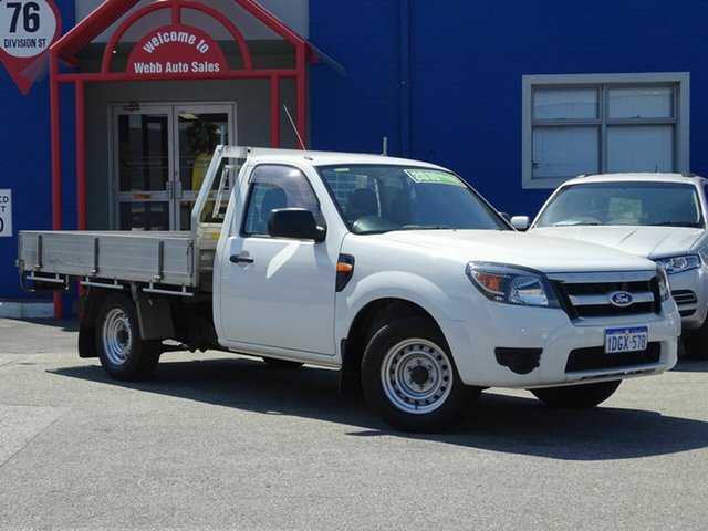Discounted Used Ford Ranger XL, Welshpool, 2010 Ford Ranger XL Cab Chassis