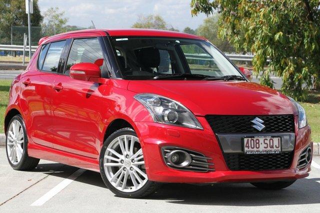 Used Suzuki Swift, Moorooka, Brisbane, 2012 Suzuki Swift Hatchback
