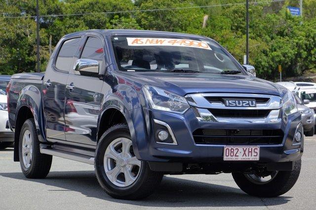 Used Isuzu D-MAX LS-U Crew Cab, Moorooka, Brisbane, 2017 Isuzu D-MAX LS-U Crew Cab Utility