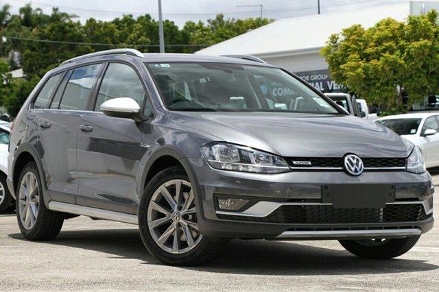 New Volkswagen Golf Alltrack DSG 4MOTION 132TSI, Indooroopilly, 2019 Volkswagen Golf Alltrack DSG 4MOTION 132TSI Wagon