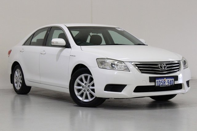 Used Toyota Aurion AT-X, Bentley, 2011 Toyota Aurion AT-X Sedan