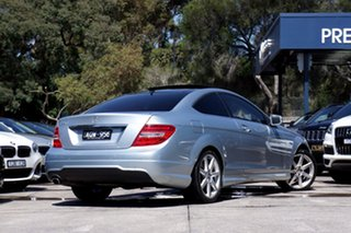 2013 Mercedes-Benz C250 7G-Tronic + Coupe.