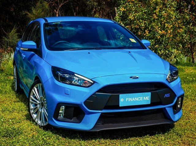Discounted New Ford Focus RS AWD Limited Edition, Cheltenham, 2017 Ford Focus RS AWD Limited Edition Hatchback