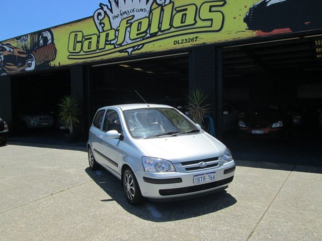 Used Hyundai Getz XL, O'Connor, 2004 Hyundai Getz XL Hatchback