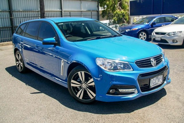 Used Holden Commodore SV6 Storm, Oakleigh, 2014 Holden Commodore SV6 Storm VF Sportswagon