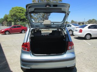 2004 Hyundai Getz XL Hatchback.