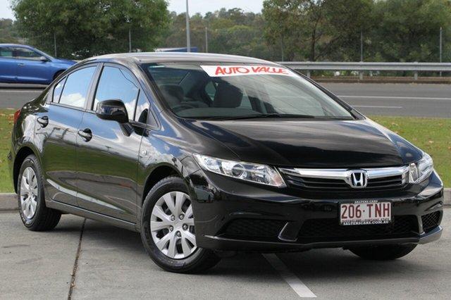 Used Honda Civic, Moorooka, Brisbane, 2013 Honda Civic Sedan