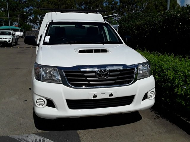 Used Toyota Hilux SR, Acacia Ridge, 2013 Toyota Hilux SR KUN16R MY12 Cab Chassis
