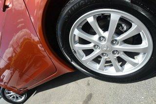 2011 Mitsubishi Lancer SX Sportback Hatchback.