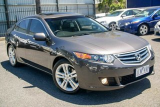 Used Honda Accord Euro Luxury, Oakleigh, 2011 Honda Accord Euro Luxury 10 MY11 Sedan