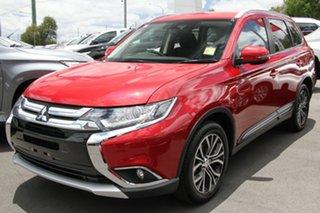 2017 Mitsubishi Outlander LS 2WD Wagon.
