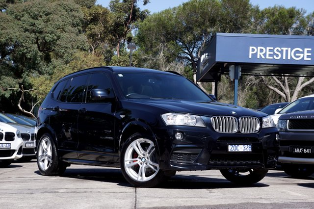 Used BMW X3 xDrive30d Steptronic, Balwyn, 2012 BMW X3 xDrive30d Steptronic Wagon