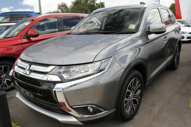 Demonstrator, Demo, Near New Mitsubishi Outlander LS 2WD, Bowen Hills, 2018 Mitsubishi Outlander LS 2WD Wagon