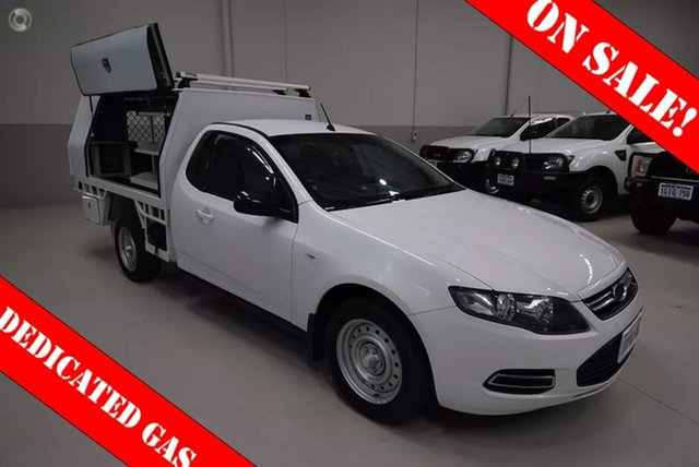 Used Ford Falcon EcoLPi Super Cab, Kenwick, 2012 Ford Falcon EcoLPi Super Cab Cab Chassis