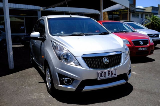 Used Holden Barina Spark CD, Lismore, 2010 Holden Barina Spark CD Hatchback