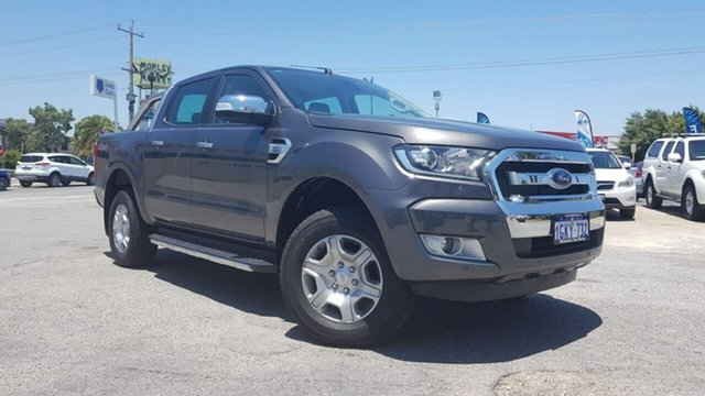 Demonstrator, Demo, Near New Ford Ranger XLT Double Cab, Morley, 2017 Ford Ranger XLT Double Cab Utility