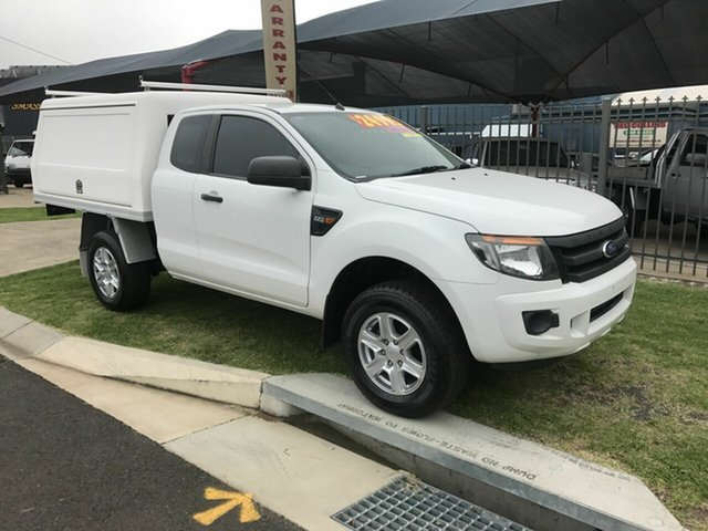 Discounted Used Ford Ranger XL 2.2 HI-Rider (4x2), Toowoomba, 2012 Ford Ranger XL 2.2 HI-Rider (4x2) Super Cab Chassis