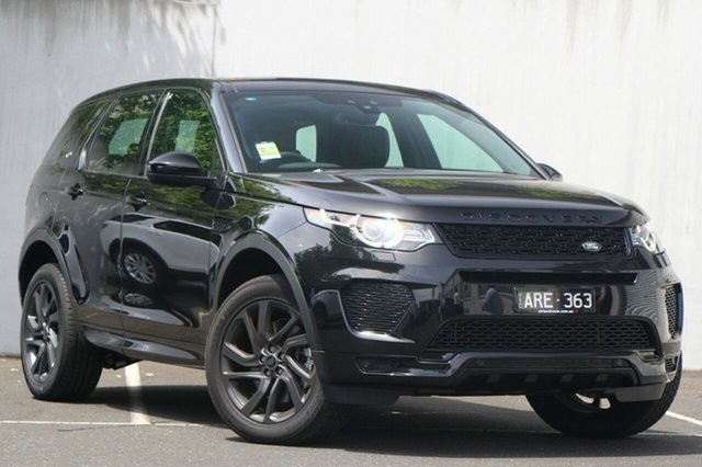 Demonstrator, Demo, Near New Land Rover Discovery Sport Si4 213kW SE, Malvern, 2017 Land Rover Discovery Sport Si4 213kW SE Wagon