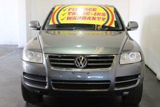 2005 Volkswagen Touareg V6 Luxury Wagon.