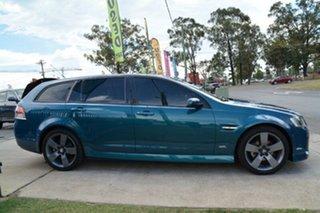 2012 Holden Commodore SV6 Wagon.