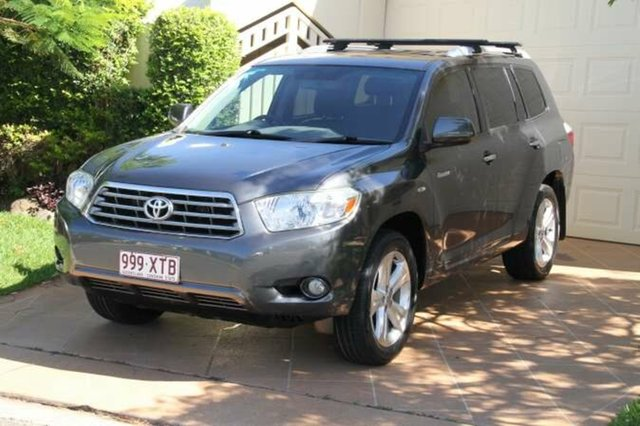 Discounted Used Toyota Kluger Grande AWD, Bundall, 2009 Toyota Kluger Grande AWD GSU45R Wagon
