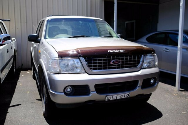 Used Ford Explorer Limited, Lismore, 2002 Ford Explorer Limited Wagon