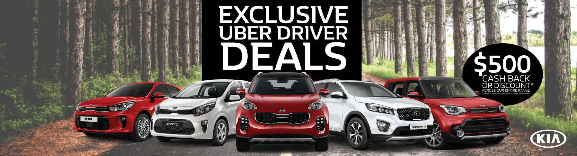 Exclusive Deals for Uber Drivers