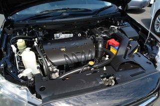 2009 Mitsubishi Lancer VR Sedan.