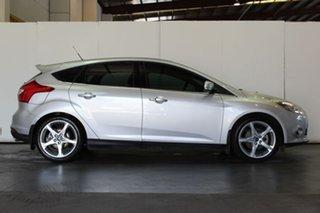 2011 Ford Focus Titanium Hatchback.