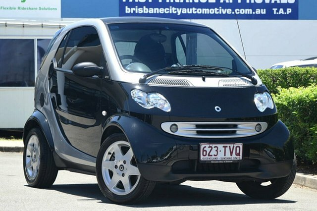 Used Smart ForTwo Pulse, Bowen Hills, 2006 Smart ForTwo Pulse Coupe