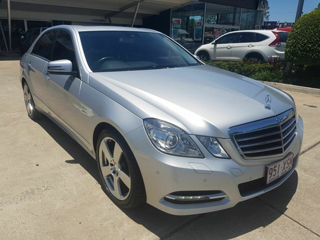 Discounted Used Mercedes-Benz E250 BlueEFFICIENCY 7G-Tronic + Avantgarde, Yamanto, 2011 Mercedes-Benz E250 BlueEFFICIENCY 7G-Tronic + Avantgarde Sedan