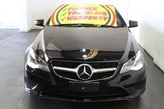 2013 Mercedes-Benz E200 Cabriolet.