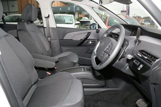 2017 Citroen C4 Exclusive Wagon.