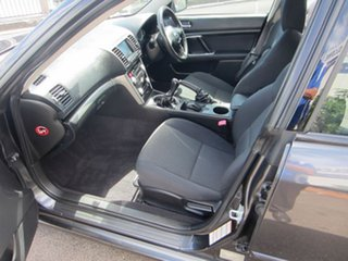 2007 Subaru Liberty 2.0R D/Range AWD Wagon.
