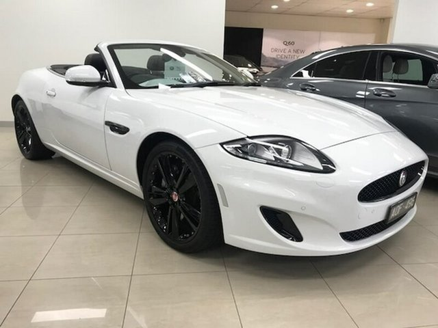Used Jaguar XK, Doncaster, 2014 Jaguar XK Convertible