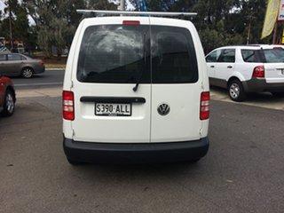 2011 Volkswagen Caddy TSI160 Van.