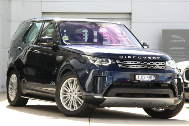 Demonstrator, Demo, Near New Land Rover Discovery TD6 HSE Luxury, Gardenvale, 2017 Land Rover Discovery TD6 HSE Luxury Wagon