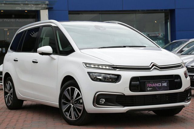 Discounted Demonstrator, Demo, Near New Citroen C4 Exclusive, Warwick Farm, 2017 Citroen C4 Exclusive Wagon