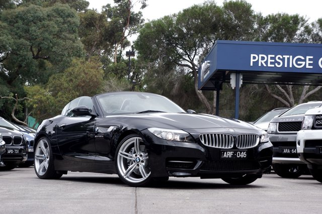 Used BMW Z4 sDrive35is D-CT, Balwyn, 2010 BMW Z4 sDrive35is D-CT Roadster