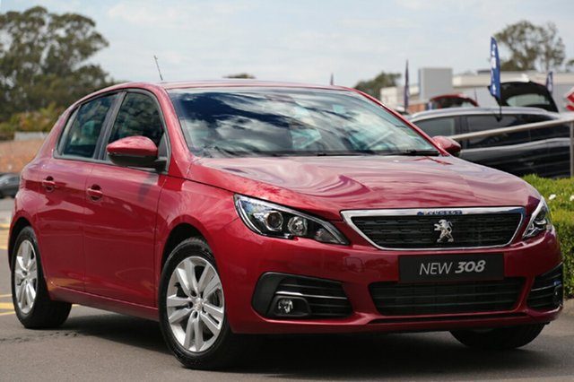 Discounted Demonstrator, Demo, Near New Peugeot 308 Active, Southport, 2017 Peugeot 308 Active Hatchback